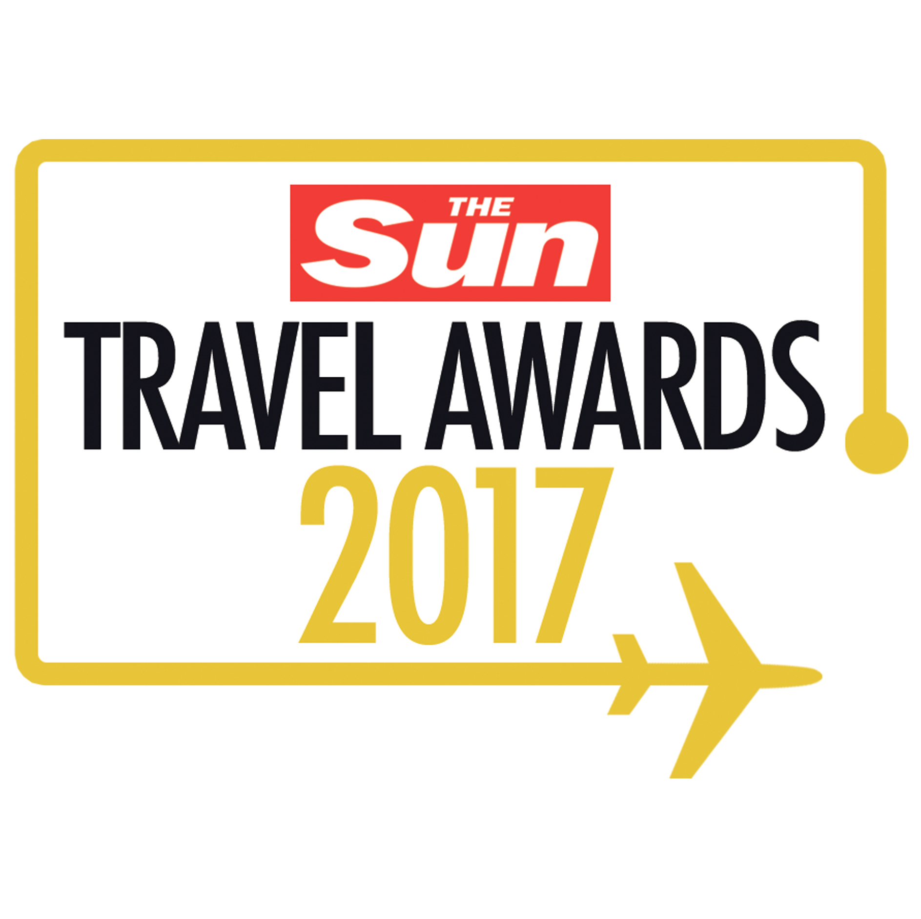 The Sun Travel Awards 2017 Winners