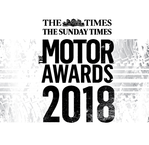The Sunday Times Motor Awards 2018