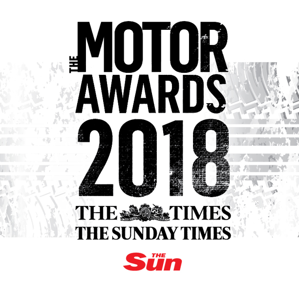 The Sun and The Sunday Times Motor Awards 2018