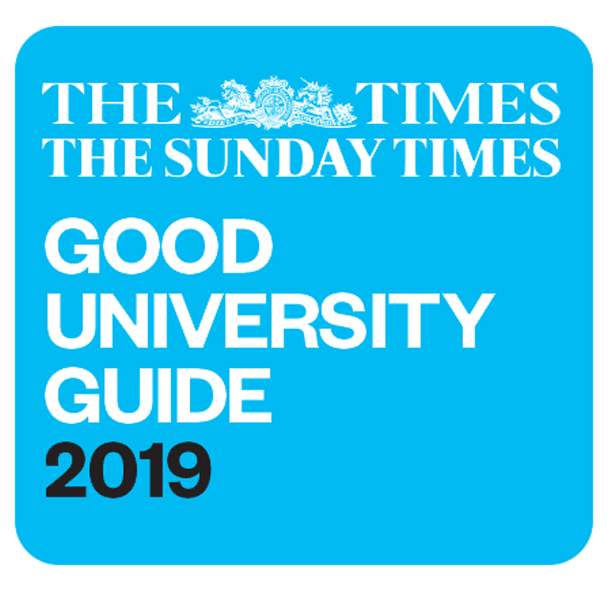 The Times and Sunday Times Good University Guide