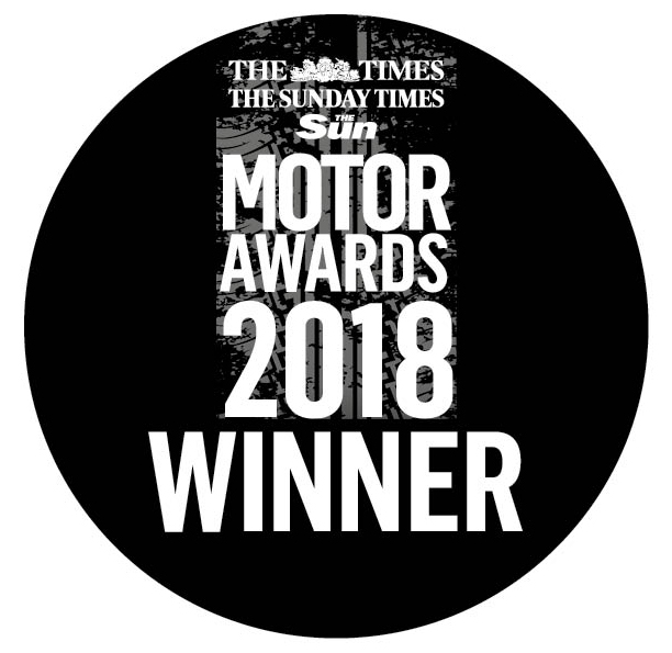 The Sunday Times and The Sun Motor Awards 2018 Winners