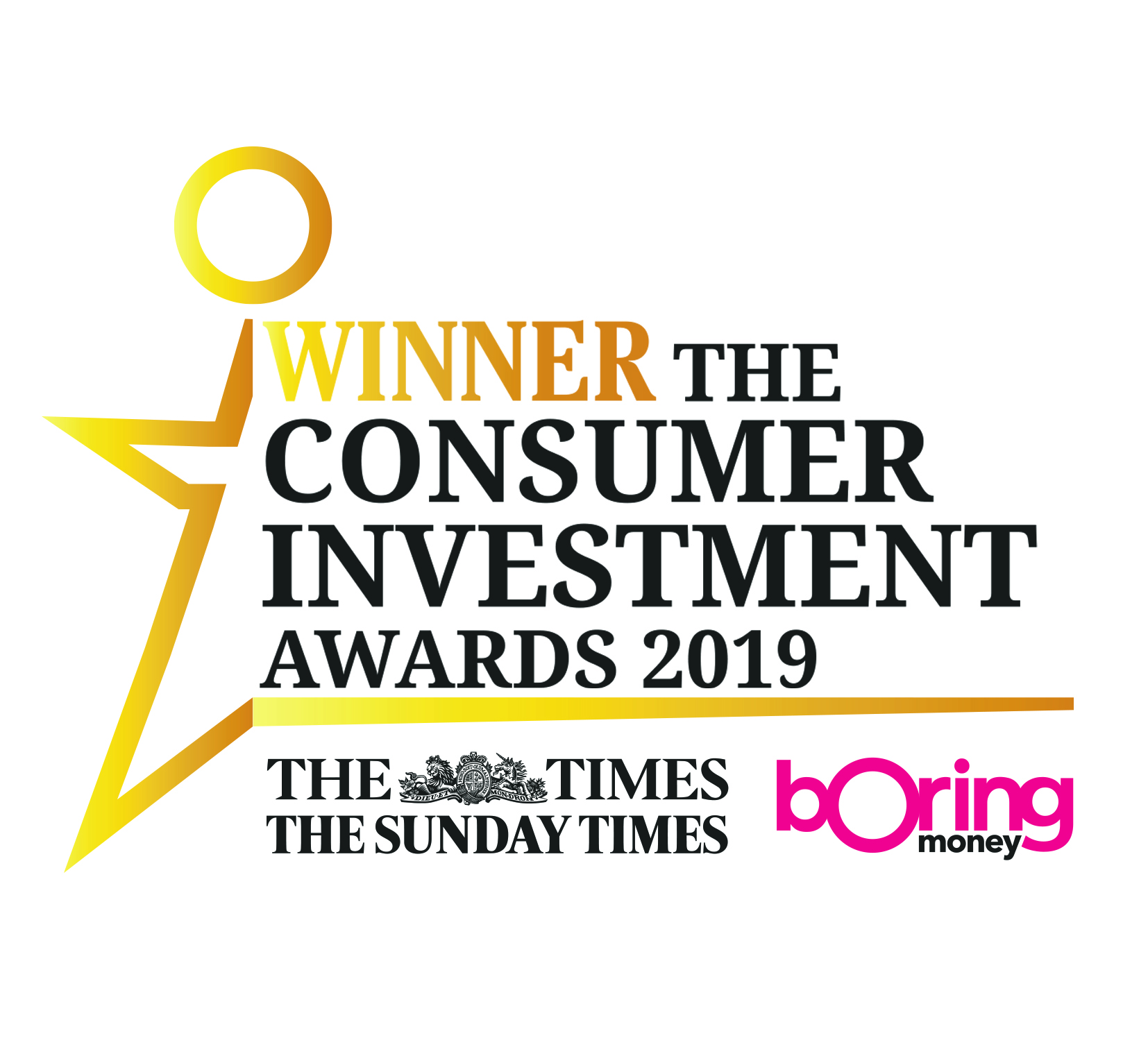 The Consumer Investment Awards Winners