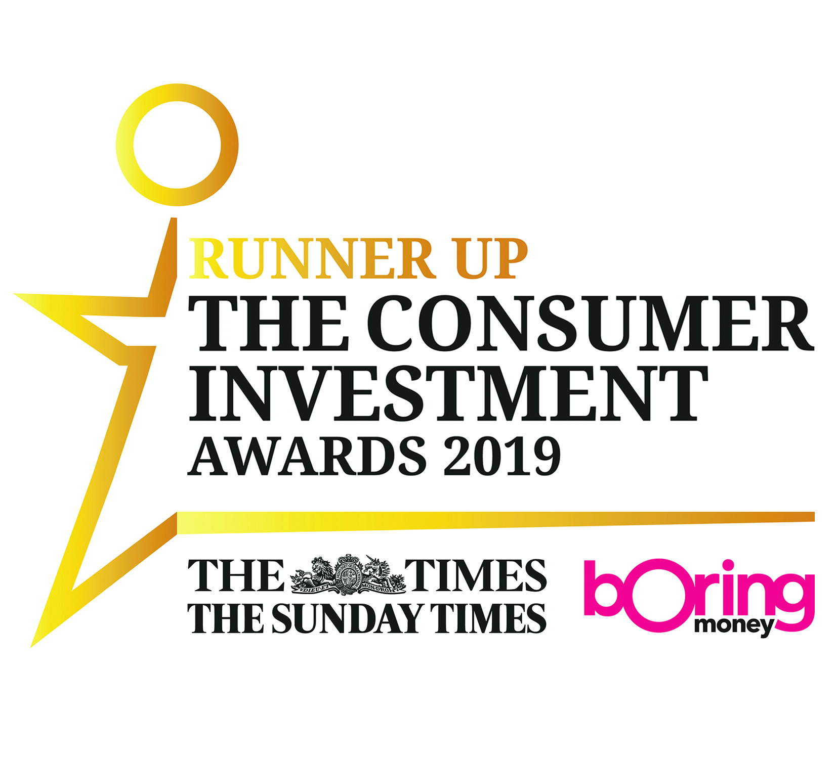 The Consumer Investment Awards - Runner Up