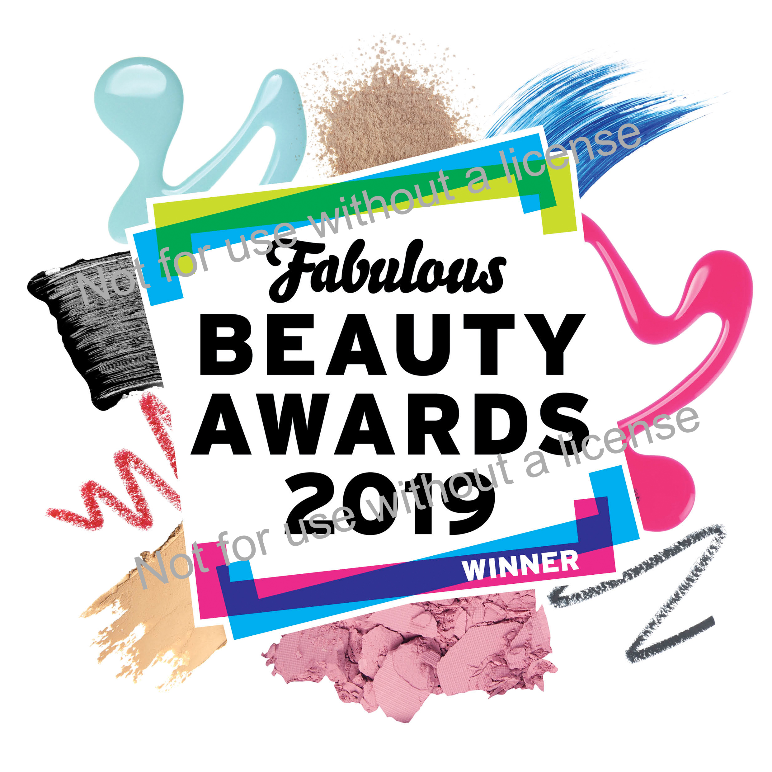 Fabulous Beauty Awards Winners 2019