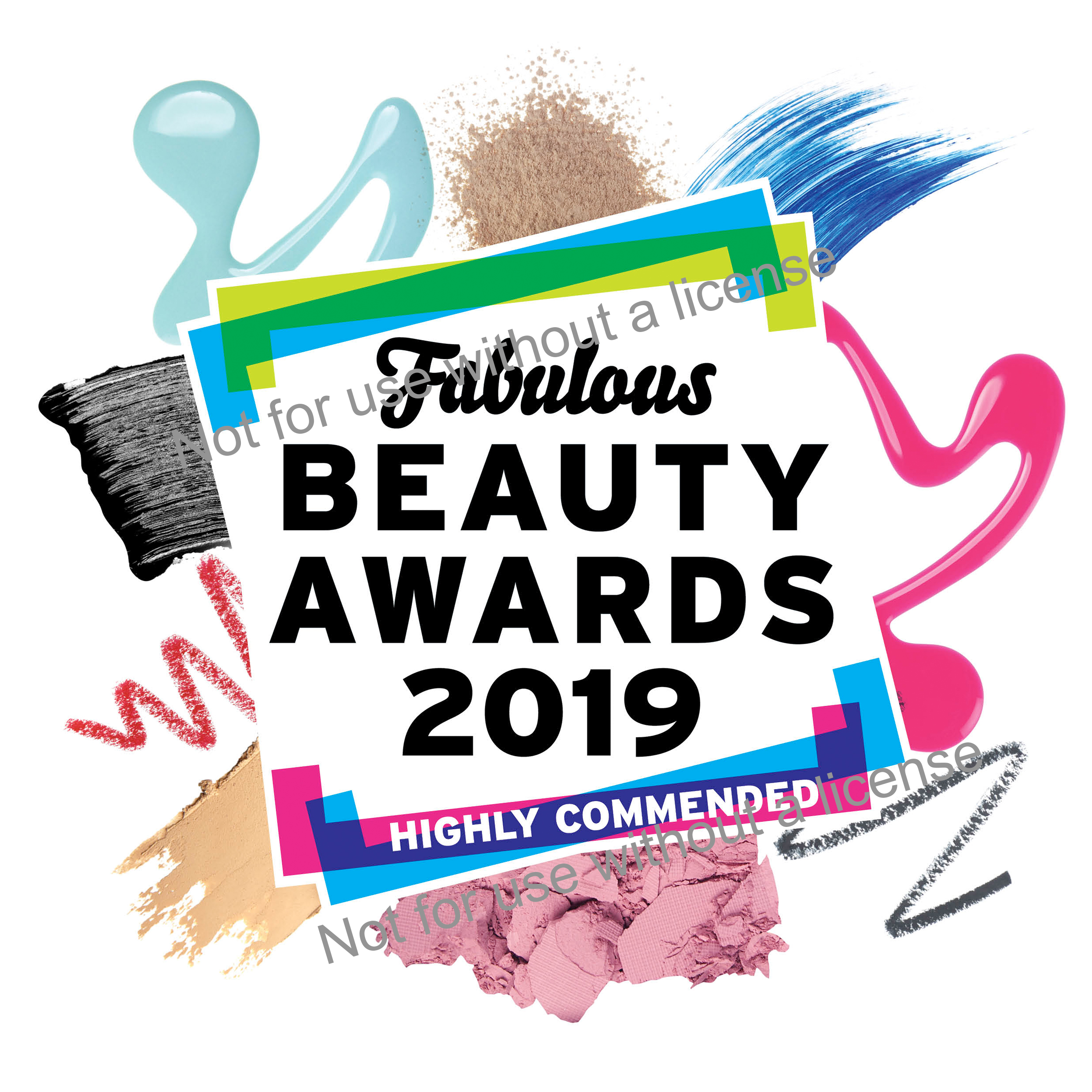 Fabulous Beauty Awards Highly Commended 2019