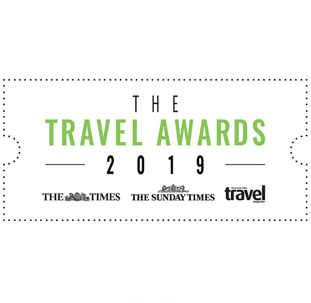 The Times and Sunday Times Travel Awards - Winners