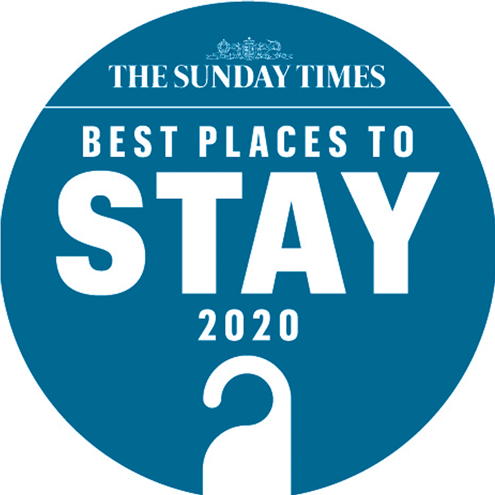 The Sunday Times Best Places to Stay 2020
