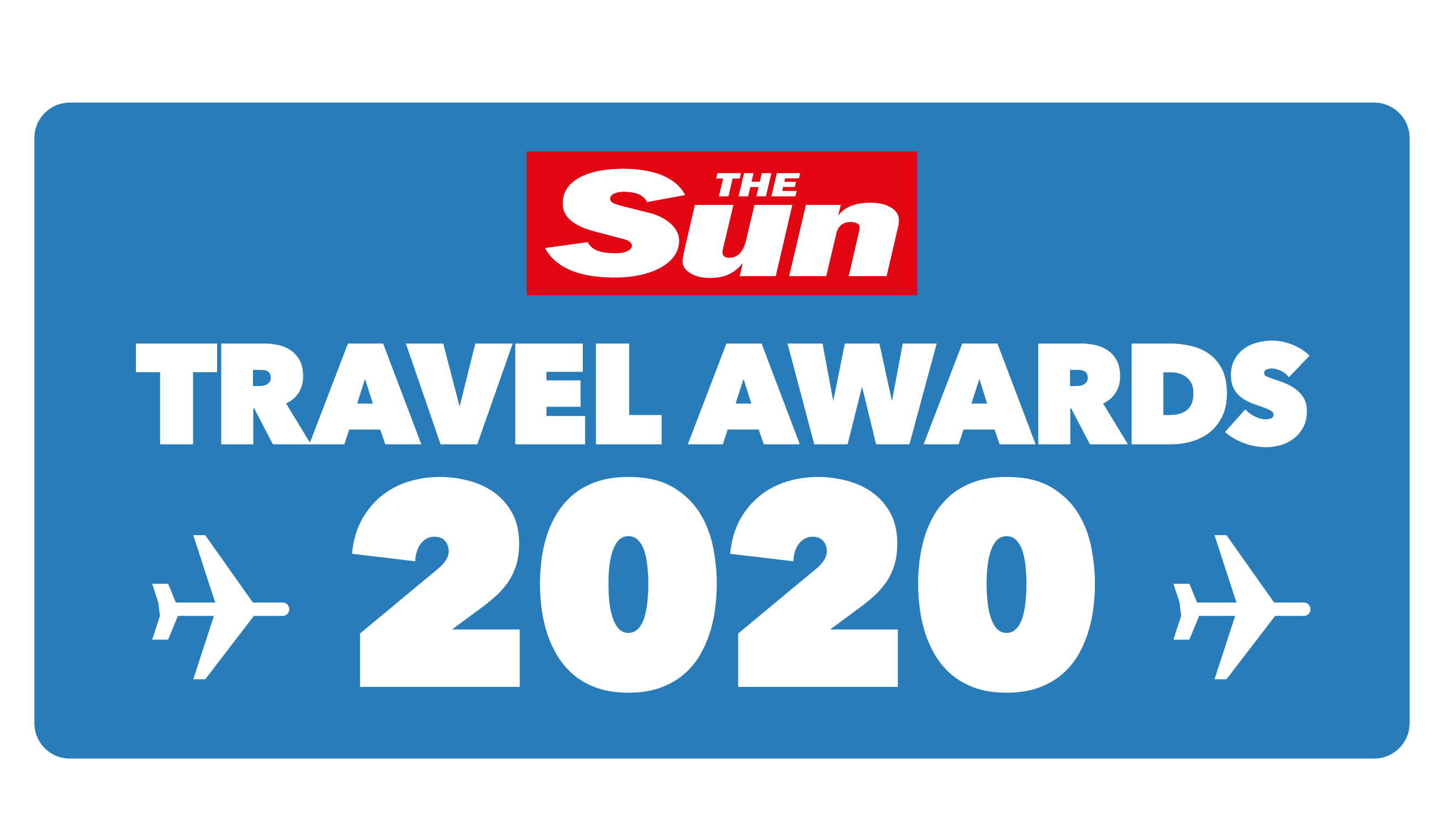 The Sun Travel Awards - Winners