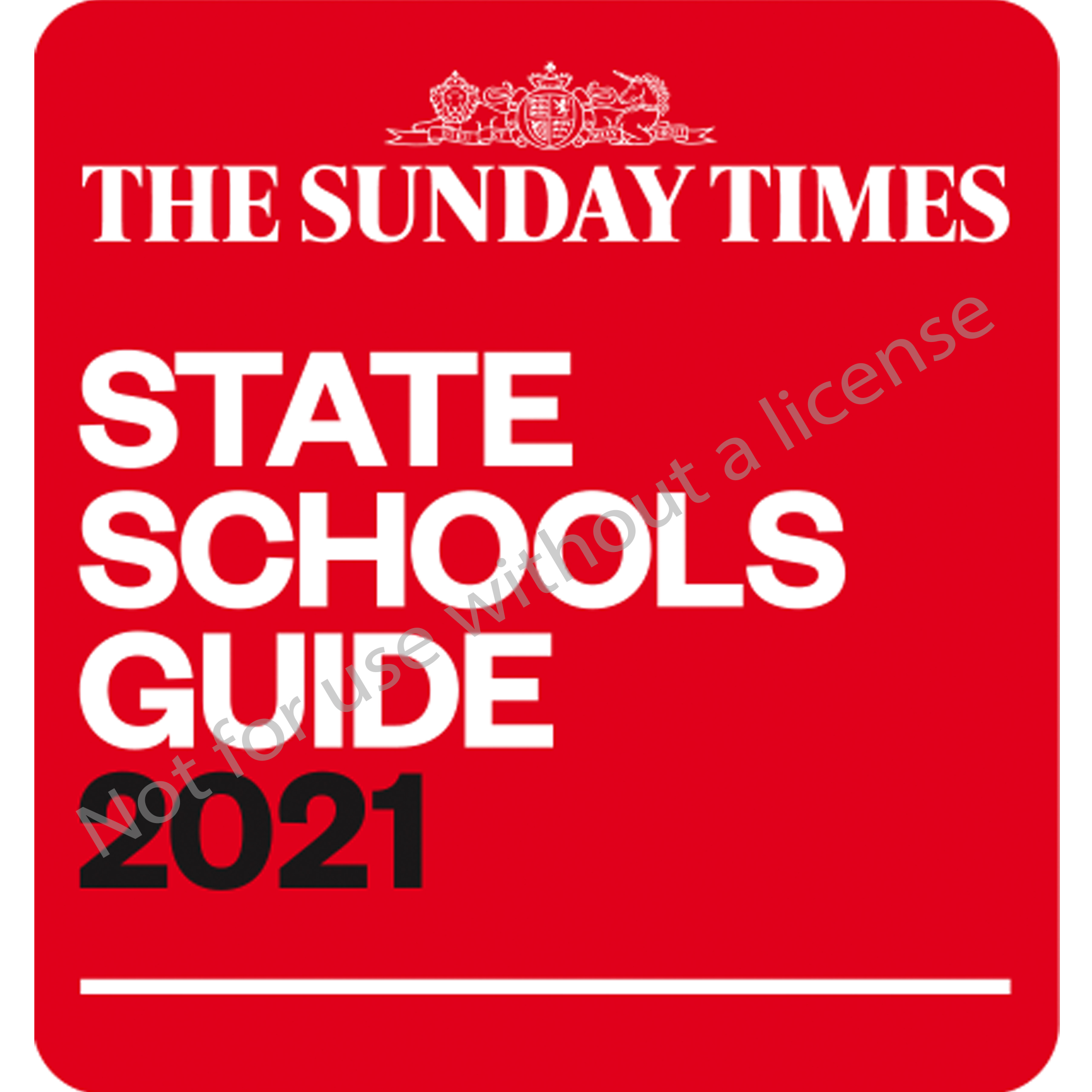 The Sunday Times Schools Guide 2021 - State