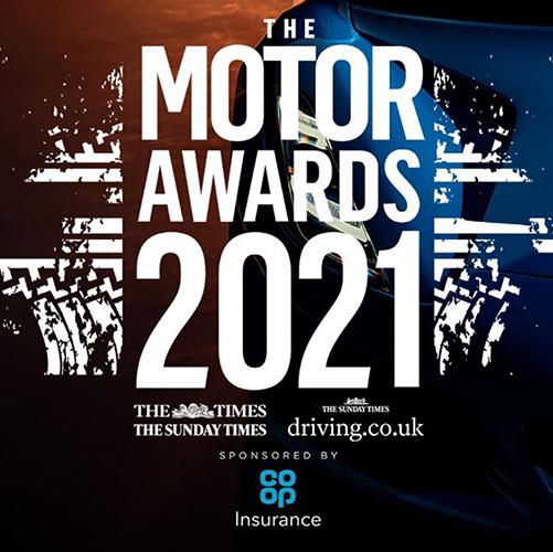 The Motor Awards 2021 Logo Licensing